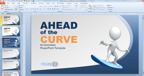how to make a quiz on powerpoint 2010