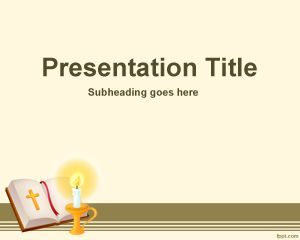 Bible PowerPoint Template