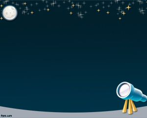 Astronomy PowerPoint Template