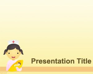 Pediatra PowerPoint Template
