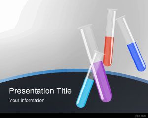 Chemitry Percobaan Template PowerPoint