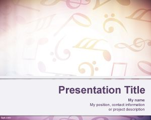 Nuty Background for PowerPoint
