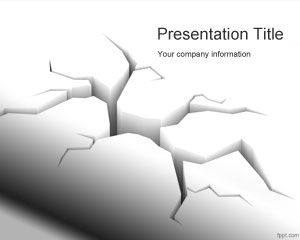 Earthquake PowerPoint Template
