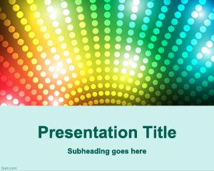 Template Game Show PowerPoint