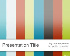 Wideo PowerPoint Template