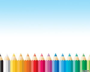 Pencil Couleurs PPT