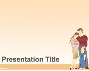 Format Young Familie PowerPoint