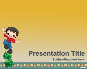Humor PowerPoint Template