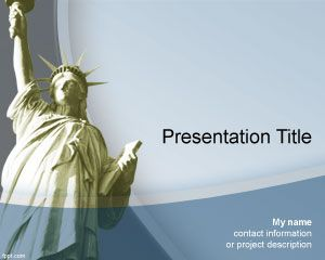 Liberty PowerPoint Template