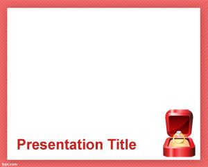Engagement PowerPoint Template