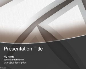 Hasil Template PowerPoint