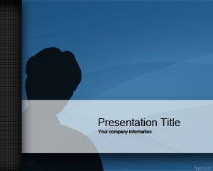 Intruder PowerPoint Template