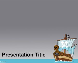 Pirate PowerPoint Template