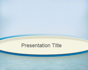 Aquatic PowerPoint Template