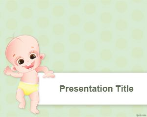 Étapes Early PowerPoint Template