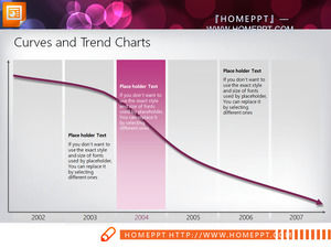 2 practical chart PPT chart package download