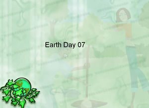 2012 3.12 Arbor Day ppt template