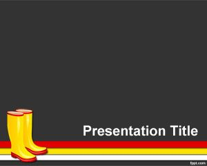 Boots PowerPoint Template