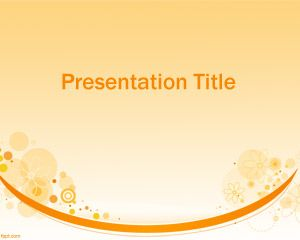 Cutting Edge Template PowerPoint