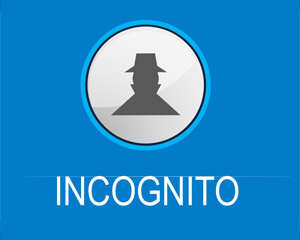 Incognito Шаблон PowerPoint