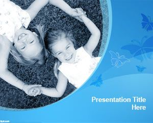 Surorile PowerPoint Template