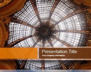 Galerie PowerPoint Template