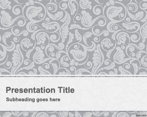 Format PowerPoint Vintage