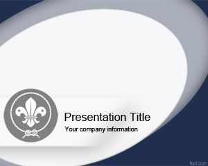 Scout PowerPoint Template