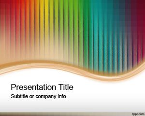 Pastel PowerPoint Template