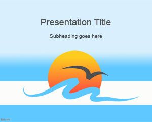Sea PowerPoint Theme