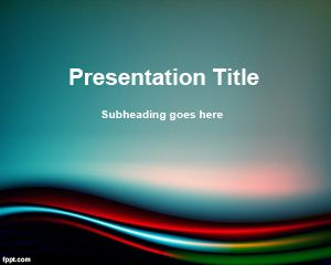 Splendor PowerPoint Template