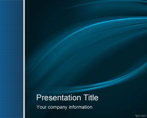 Space Cosmos PowerPoint Template