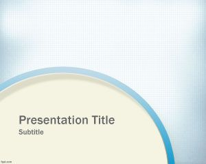 Template Management Meeting PowerPoint