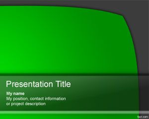 Visionary PowerPoint Template