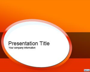 Virtualized modello di PowerPoint
