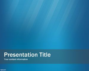 Buyer PowerPoint Template