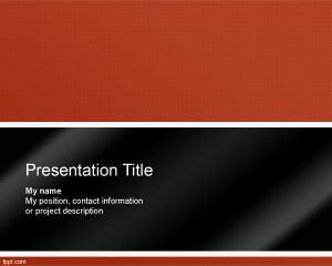 Behavior Recognition PowerPoint Template