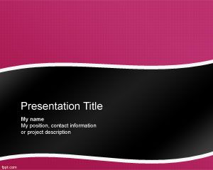 Singularity PowerPoint Template