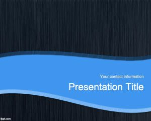 Template Azul Litespeed PowerPoint