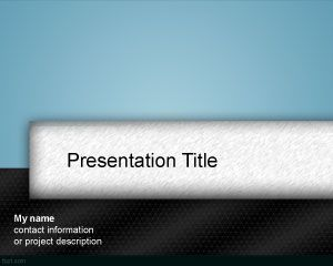 Synergy PowerPoint Template