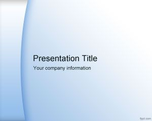 Windows Live PowerPoint Template