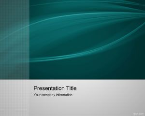Business Lead PowerPoint Template