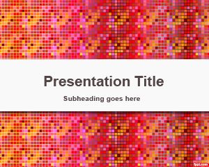 Led PowerPoint Template