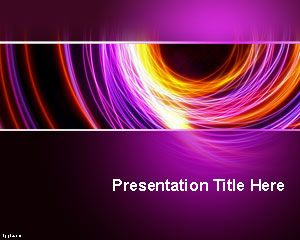 Abstraksi PowerPoint Template