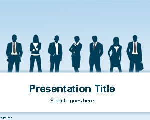 Template Free Business PPT