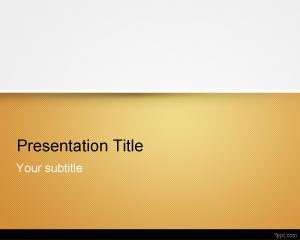 Plantilla Advanced Business PowerPoint