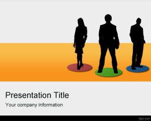 Template global Tim PowerPoint