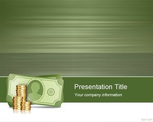 Template Banco Central PowerPoint