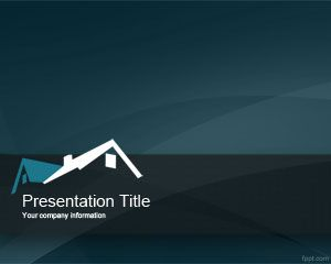 Makelar PowerPoint Template