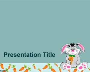 Rabbit PowerPoint Template